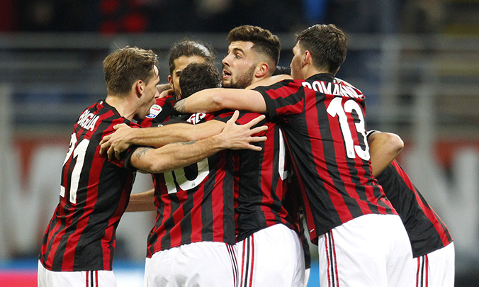 Gazzetta: AC Milan 1-0 Sampdoria, player ratings